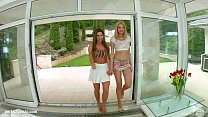 Spermswap Slender babes Bree Haze and Athina re... Thumbnail