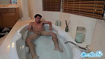 MILF AND TEEN IN BATHTUB