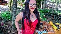 CARNE DEL MERCADO - Juicy Colombian teen babe w...
