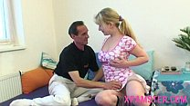Screenshot Horny young ste pdaughter taken hard in anal a  hard in anal act