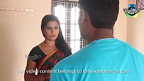 Indian house owner daughter tempted by young ba...