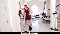 ExxxtraSmall - Teeny Teen Fucked With Strap-On ... Thumbnail