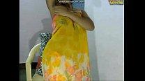 desi babhi sexy dance and boobs show Thumbnail