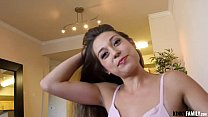 Kinky Family - A mouthful for hot stepsister Sh...