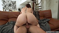 Massive White Ass Dick Rider - Sara Jay
