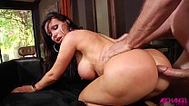 Nikki Benz anal sex fucking and jizzed on
