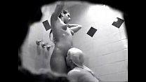 spy lesbien shower voyeur