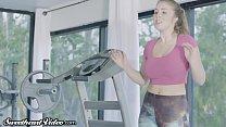 Sweetheart Trainer Lena Paul Disciplines Spoile...