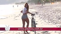 Carol Narizinho - Making Of Playboy - Panic... Thumbnail