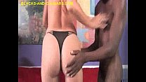 MILF Horny for Young Black Meat