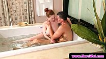 Sexy Wet Blowjobs and Handjobs from Nuru Massag... Thumbnail