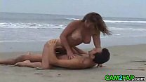 Sex Beach Free Hardcore Porn Video