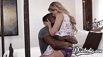 BBC loving stepmom Cherie DeVille gets blasted ... Thumbnail