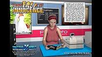 3D Comic: The Fall Of Innocence 13-15