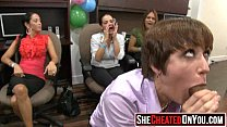 03  Huge cum swapping clup party 03