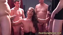 real german fuck orgy with sexy susi Thumbnail