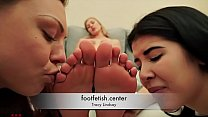 Forced Foot Worship - Tracy Lindsay - Humiliati...
