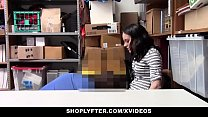 ShopLyfter - Petite Spinner Tied To A Chair For... Thumbnail