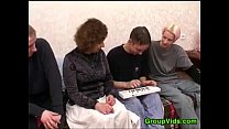 Thick Mature Mother Fucking In A Foursome Thumbnail