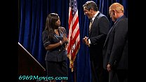 Cumdoleezza Rice White House BJ with Dick and B... Thumbnail