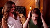 Lesbian Coming Out - Anna De Ville, Elena Koshka Thumbnail
