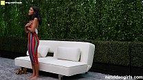 Screenshot Exotic Nerdy Co llege Girl Fucked During Calen ed During Calenda