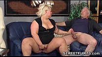 Fat BBW lady loves sex Thumbnail