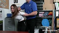 Please Let Go Of Me, Officer- MILF Pleads- Hava...