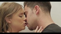 Hot young couple passion sex
