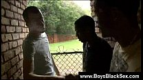 Gay Porno - Black Boys Taking It Hardcore 02