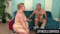 Jeffs Models - Fat Redhead Teen Velma Voodoo Bl...
