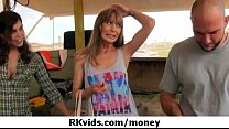 Money Talks - Sexy girl fucking 7
