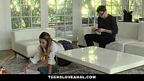 TeensLoveAnal - Naughty Teen Gets Ass-Fucked By...
