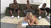 Busty Blonde Babes Banged By Monster Black Cocks 08