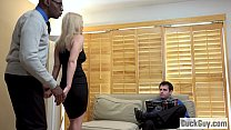 Humiliated cuckold husband - Karter Foxx