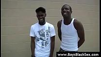 Black Gay Boys Deep Ass Fuck - BlacksOnBoys 01