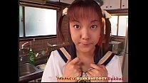 Little Japanese Schoolgirl Cum Covered - Japane... Thumbnail