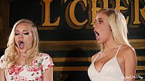 WhenGirlsPlay - Alex Grey, Naomi Woods A Treat Story Curtain Call Thumbnail