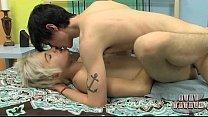 Slender Kissing Twinks Go for Sex