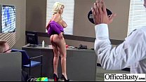 Sex Tape With (bridgette b) Big Tits Hard Worker Girl In Office clip-05