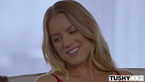 Download video bokep TUSHY Husband Comes Home To Find His Wife And F... 3gp terbaru