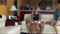 Nikki Mae in Fucking My Daughter and Mom does n...