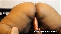 PHATNFYNE.COM L-PATRON DILDO RIDE