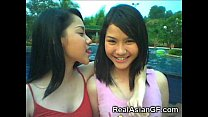 Real Teen Asian GFs! Thumbnail