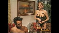 Extremely horny guy enjoys being spanked and wh...
