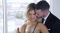 PureMature Big tit MILF blonde Savana Styles submissive fuck's Thumb