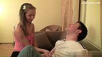 18 yearsold exgirlfriend cum in mouth Thumbnail