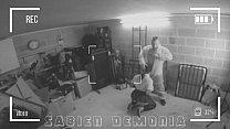 Romani Filmati De O Camera Ascunsa In Timp Ce Fac Sex In Garaj