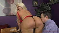 The Queen of Ass Takes A New Slave - Julie Cash Thumbnail