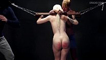 Incredible punishment - 105 cane strokes Thumbnail